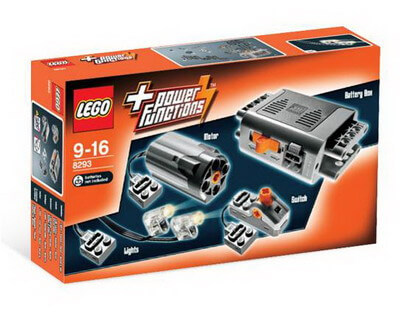 Set de motores - Power Functions
