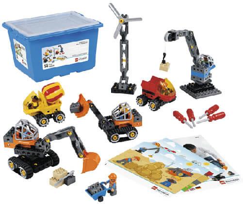 Máquinas técnicas - LEGO Education