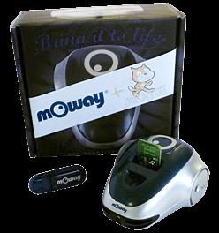 Kit mOway Scratch