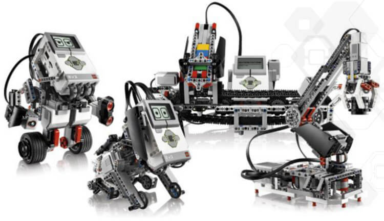 Set básico educativo LEGO Mindstorms Education EV3