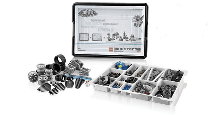 Set de expansión LEGO Mindstorms Education EV3
