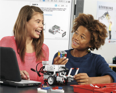 Pack LEGO® MINDSTORMS® Education EV3 8 estudiantes