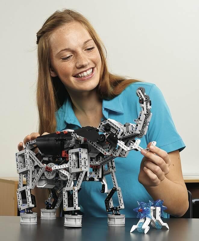 Set de expansión 857 piezas LEGO Mindstorms Education EV3