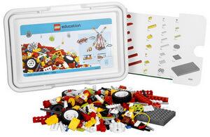 Conjunto de recursos adicionales LEGO Education WeDo
