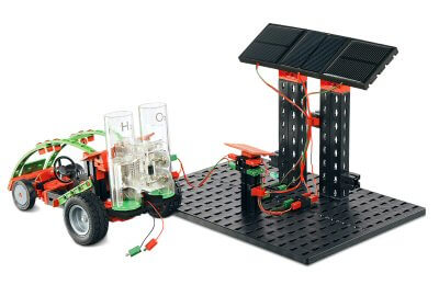 Kit Fuel Cell Fischertechnik PROFI