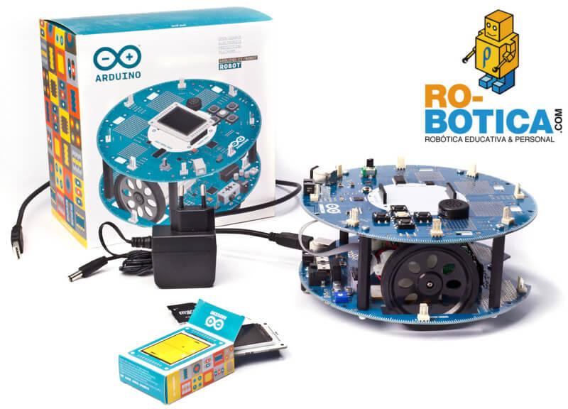 Robot ARDUINO (versión europea)