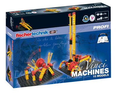 Da Vinci Machines - Fischertechnik PROFI