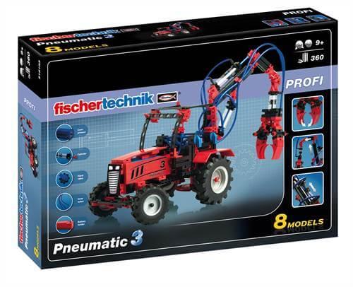 Pneumatic 3 - Fischertechnik PROFI