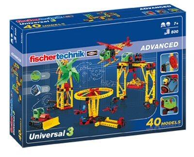Universal 3 - Fischertechnik