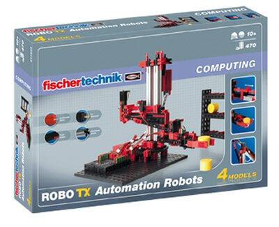 ROBO TX Automation robots - Fischertechnik