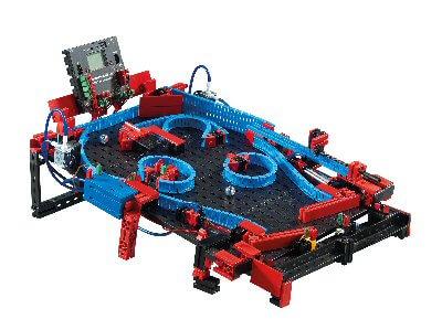 ROBO TX ElectroPneumatic - Fischertechnik