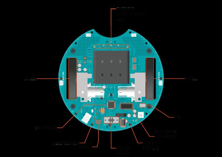 Robot ARDUINO RO-BOTICA