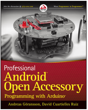 Libro Profesional Android Open Accessory Programming ARDUINO