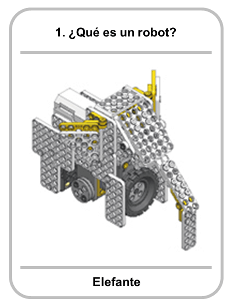 Lección 1: ¿Qué es un robot?