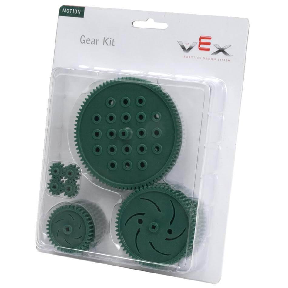 Kit de engranajes básicos de VEX Robotics