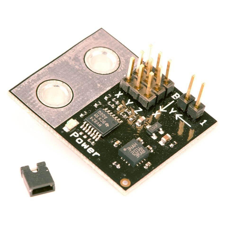 Sensor acelerómetro de VEX