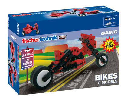 Bikes Fishertechnik BASIC