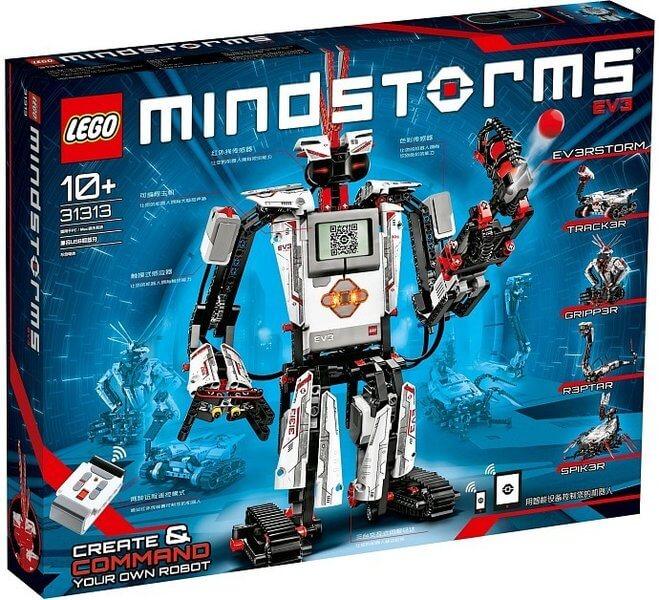 LEGO Mindstorms EV3 Hogar