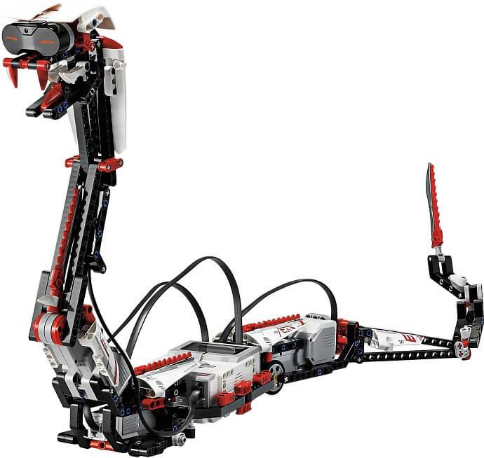 LEGO Mindstorms EV3 Hogar R3PTAR