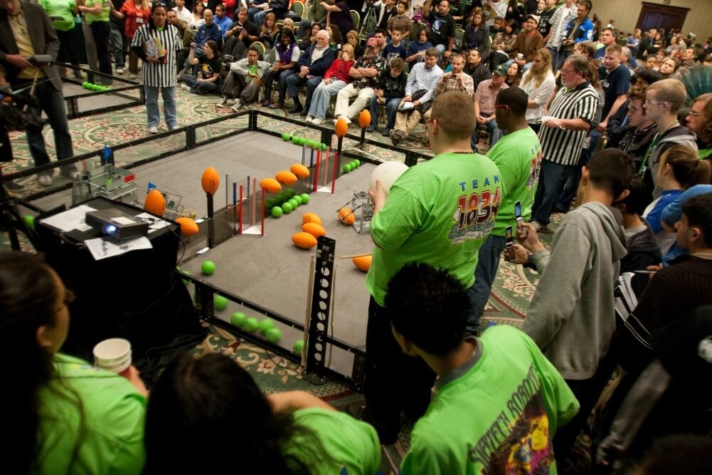 Competición VEX Robotics