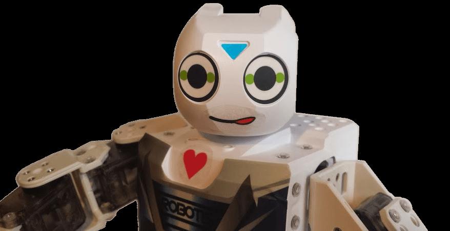 Personalizando ROBOTIS MINI