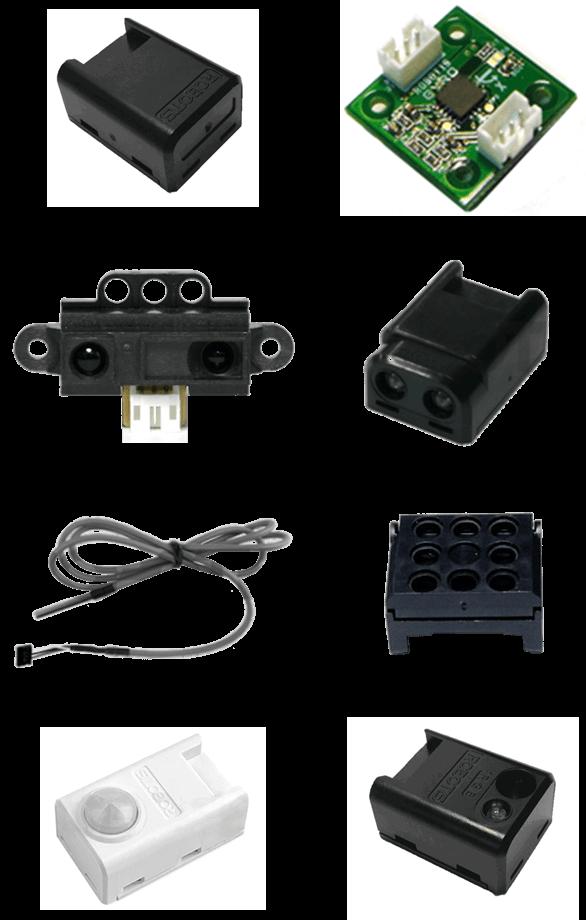 Sensores ROBOTIS MINI