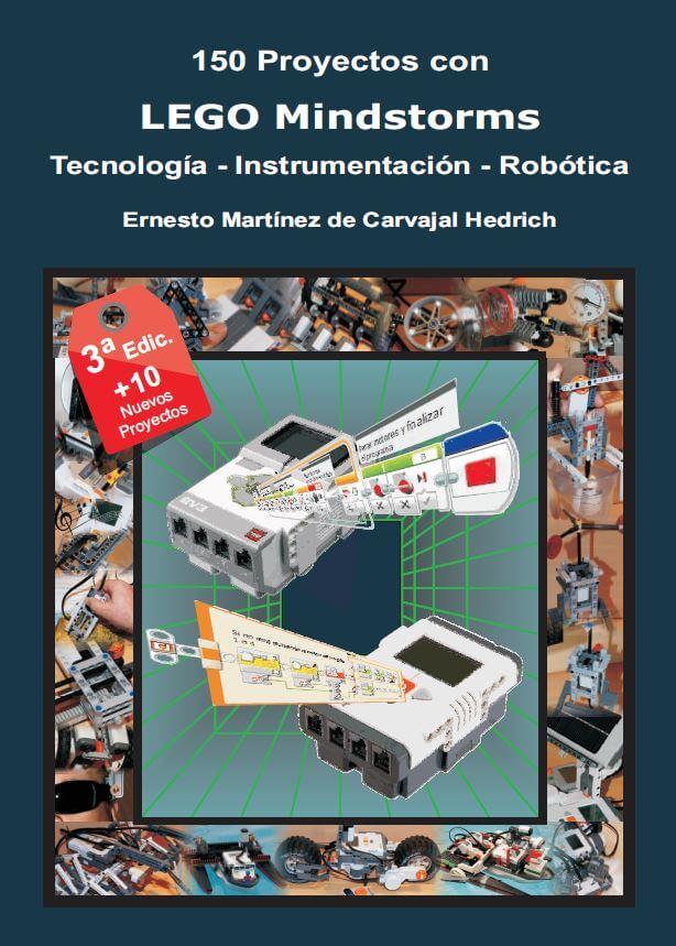 Libro 150 proyectos con LEGO Mindstorms EV3 3a edicion