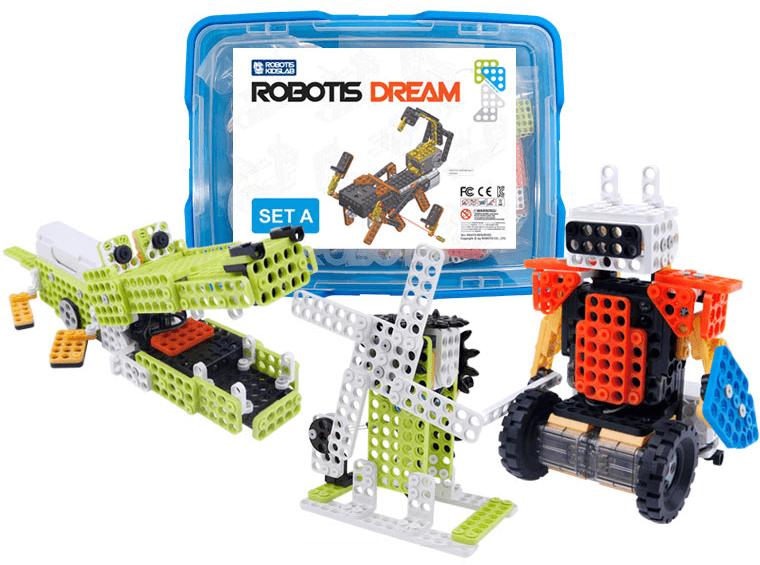 ROBOTIS DREAM Set A