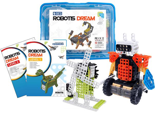Aula ROBOTIS DREAM SET A