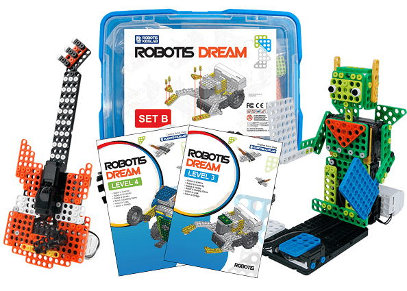Aula ROBOTIS DREAM Set B