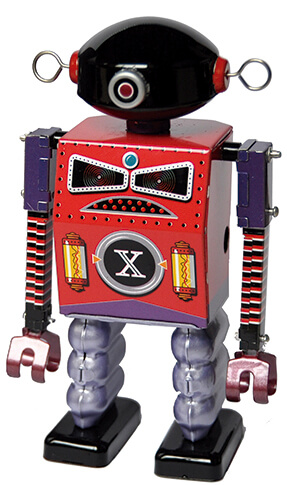 Robot dark templar de protocol