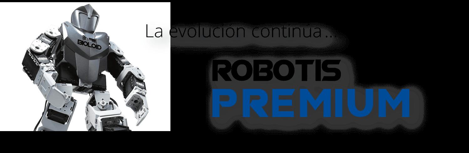 ROBOTIS PREMIUM Bioloid