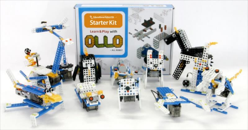 ROBOTIS OLLO Starter