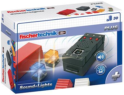 Kit de luces y sonido
