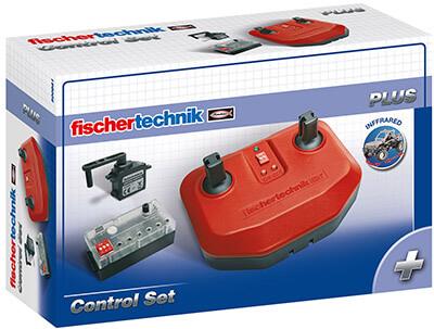 Mando a distancia - Fischertechnik Plus