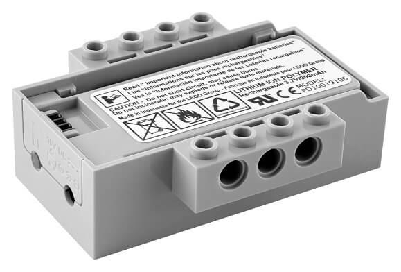 Batería recargable para LEGO WeDo 2.0