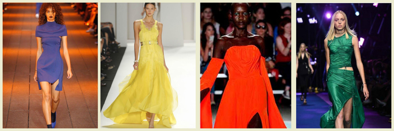 Γυναικεία Ρούχα - Χρώματα