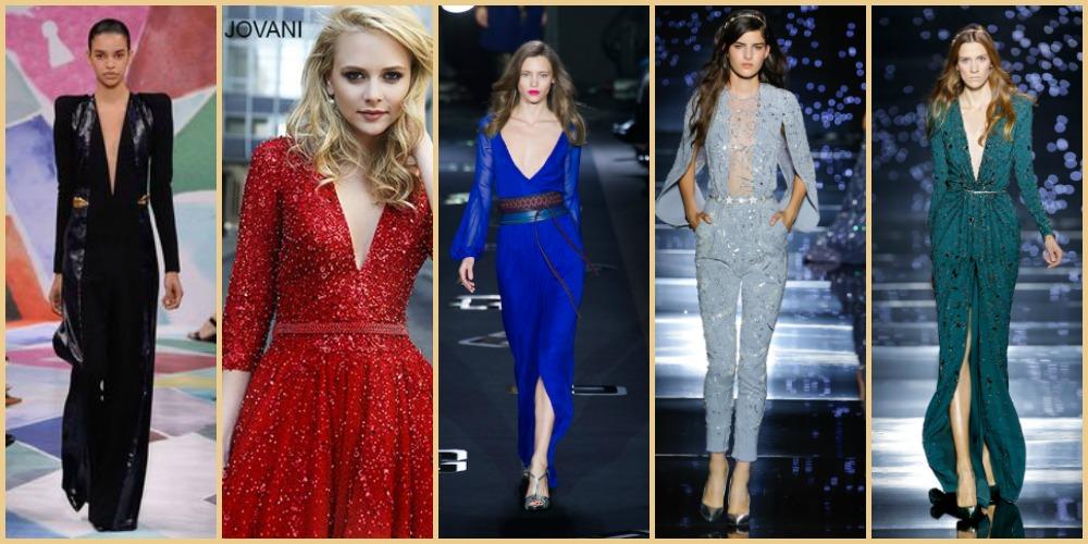 Γυναικεία Ρούχα - Βαθύ ντεκολτέ