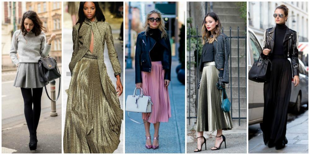 Γυναικεία Ρούχα - Pleats