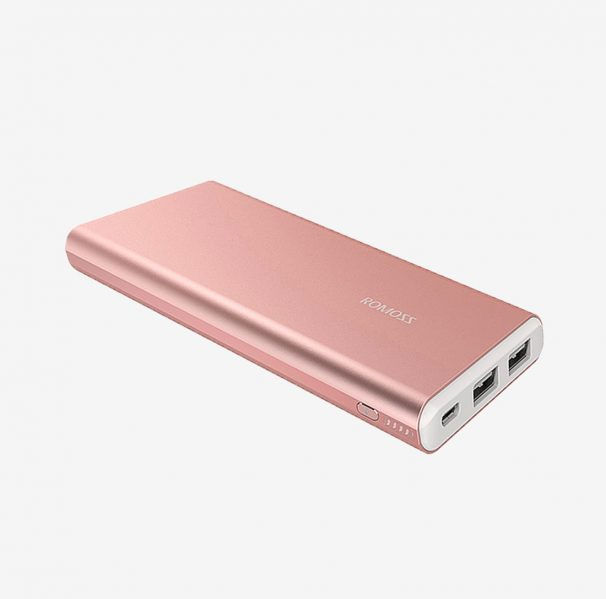 ROMOSS GT1 ROSE GOLD - 10000mAh