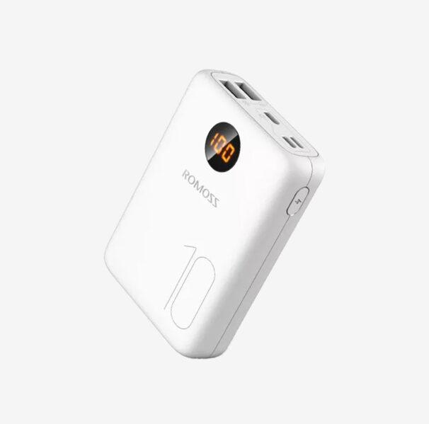 ROMOSS OM10 FAST CHARGE POWER BANK - 10000mAh