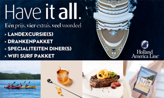 Holland America Line - Have it All