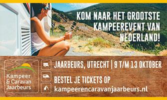 Kampeer & Caravan Jaarbeurs