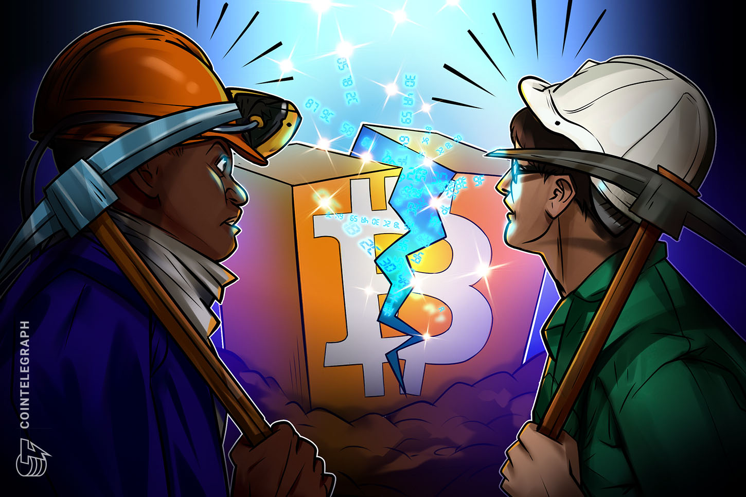 Bitcoin halving encourages miners to sell for double, says Decred co-founder thumbnail