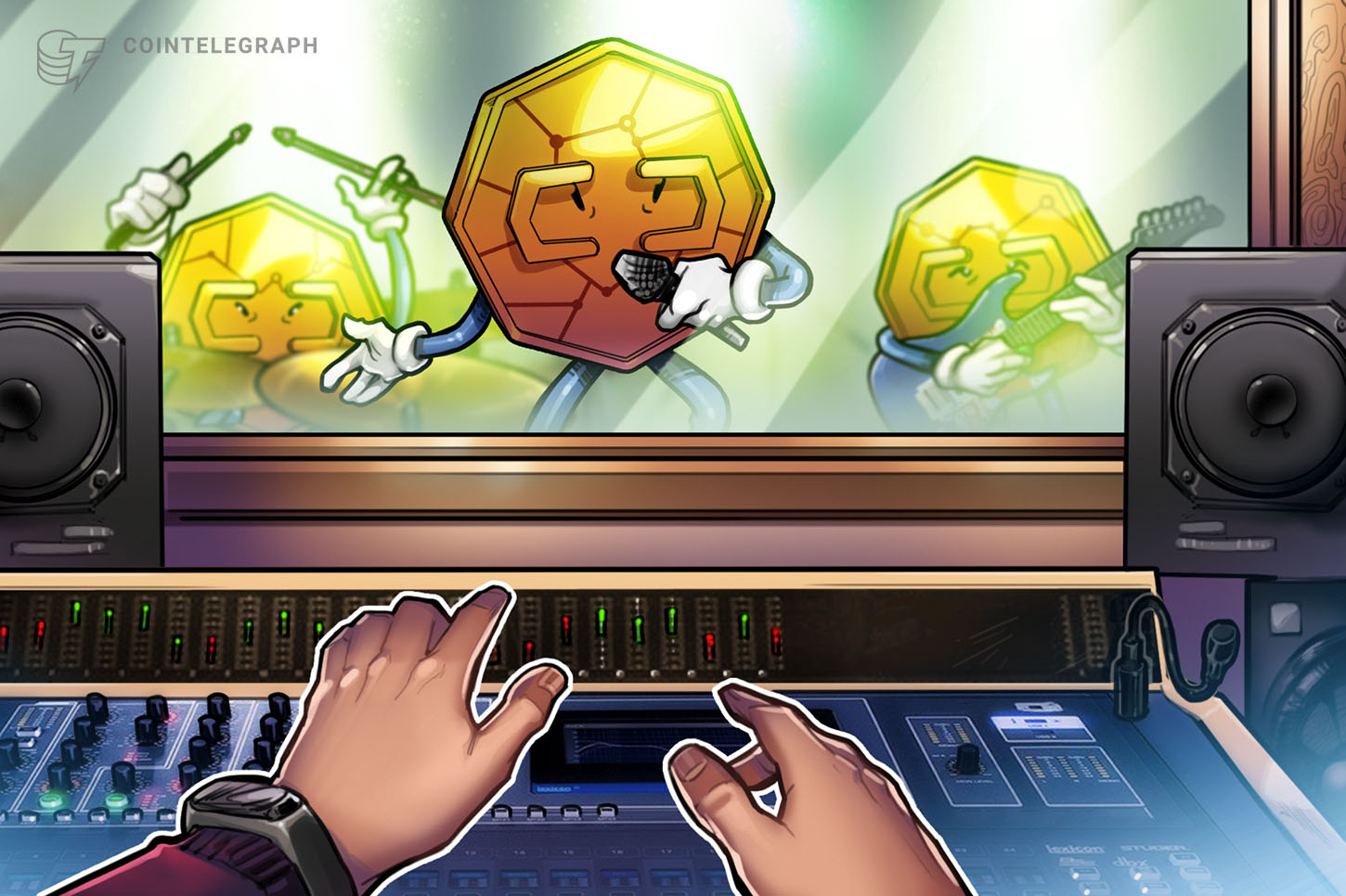 <bold>David</bold> Guetta secures deal with crypto-centered VR platform