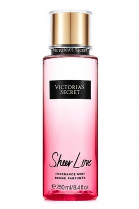 Victoria's Secret - Victoria Secret Fragrance Mist Sheer Love 250Ml