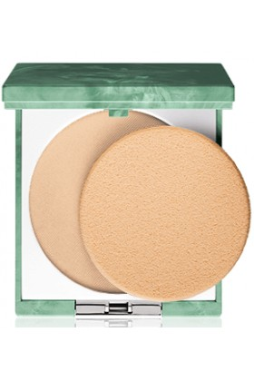 Clinique - Clinique Super Powder Double Face Pudra Beige - 02