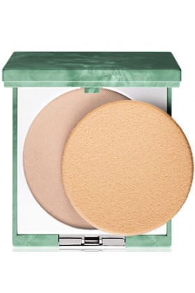 Clinique - Clinique Super Powder Double Face Pudra Honey - 04