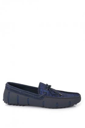 Swims - Lacivert Lace Loafer Woven