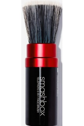 Smashbox - Fondöten Fırçası-Telephoto 3 İn 1 Face